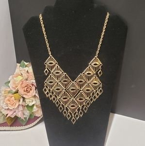 Jewelry - Vintage Sarah Coventry Statement Necklace